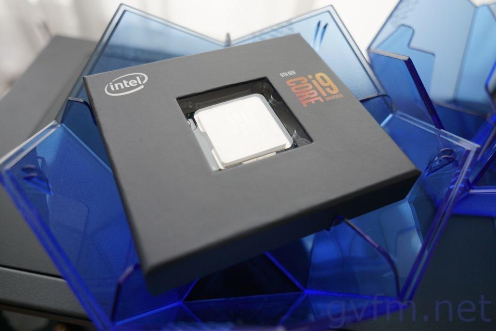 Core-i9-9900k-パッケージ開封