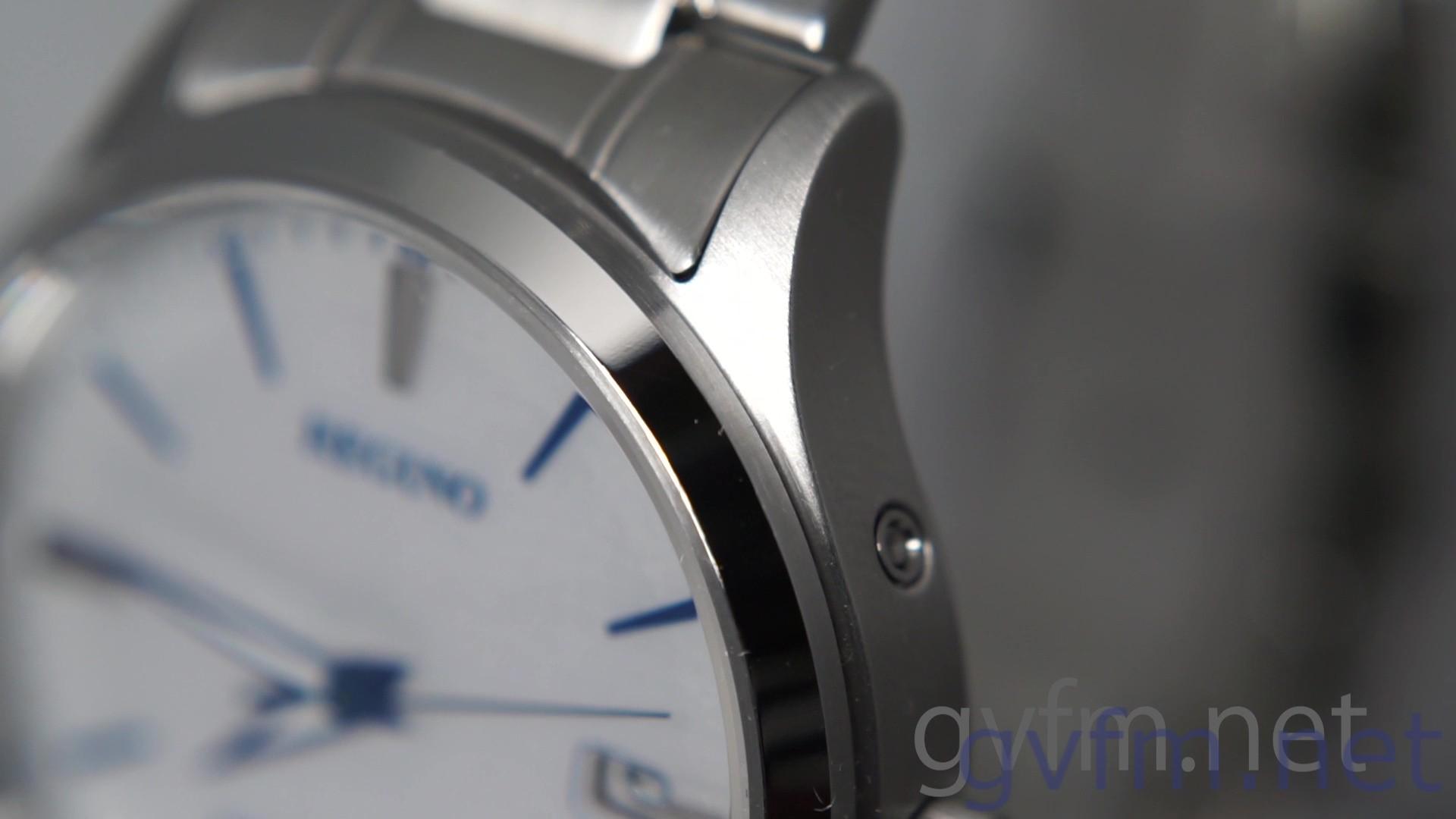 シチズン レグノ REGUNO 電波ソーラー腕時計のレビュー