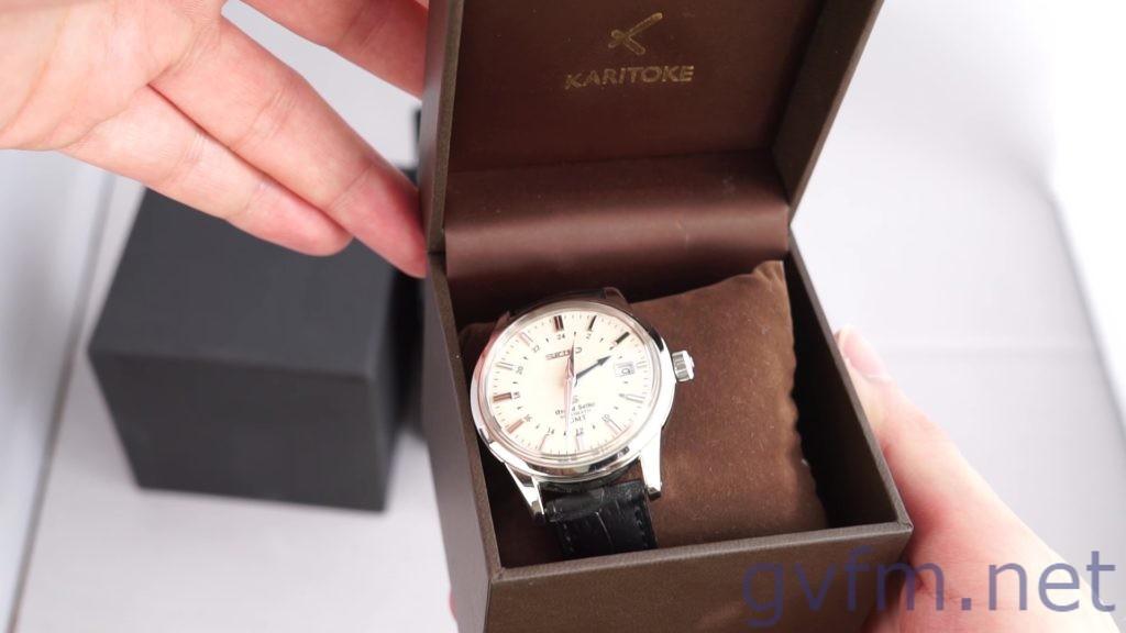 カリトケの時計ボックス