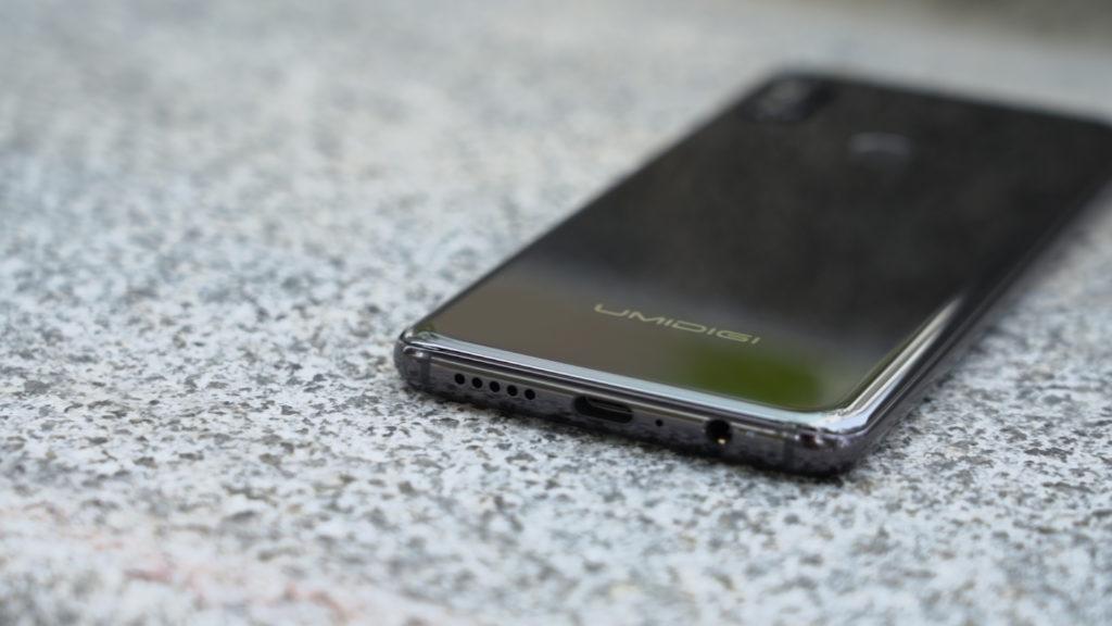 Umidigi S3 ProはUSB-Cでイヤホンジャックあり