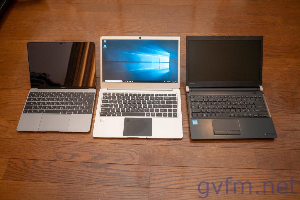 3万円でおすすめのノートパソコン