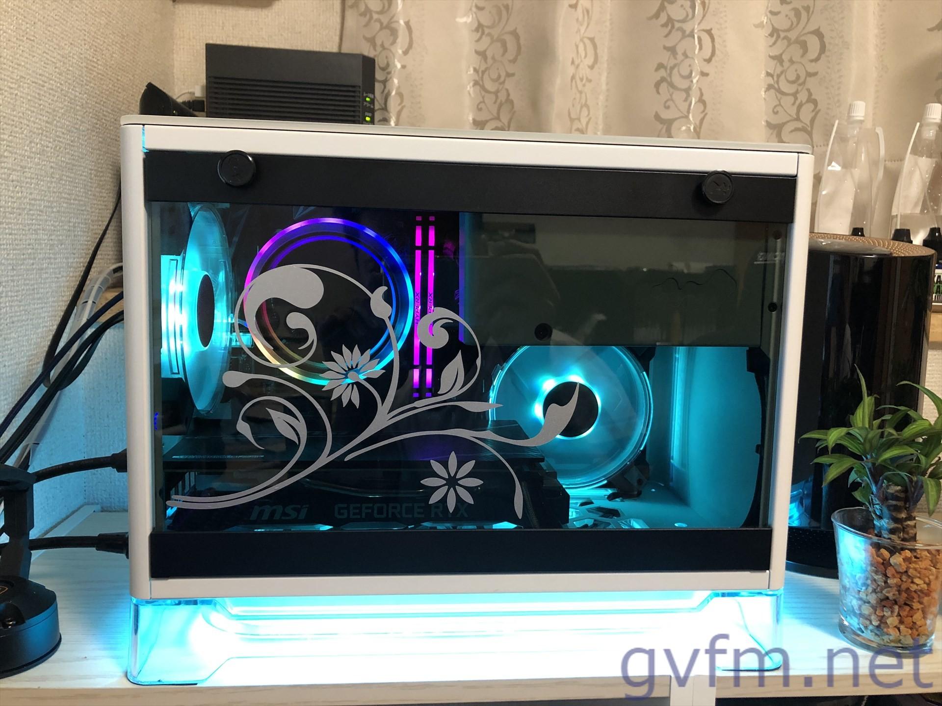 可愛くお洒落で高性能な小型PC InWin A5