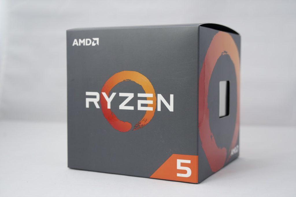 AMD Ryzen5 1600AF