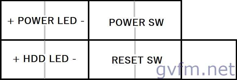 電源スイッチ配線図