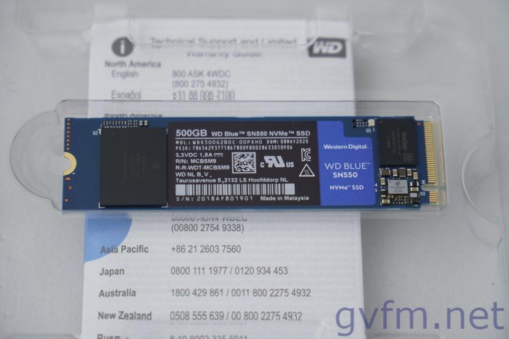 SSD WDS500 500GB